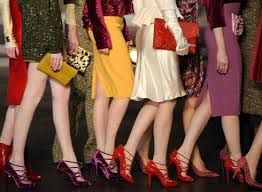 Have you noticed that hemlines are all over the place? This reflects deep uncertainty about the business model and the customer base. The fashion world can't figure out where the money really is: the young, the old, the online, etc...