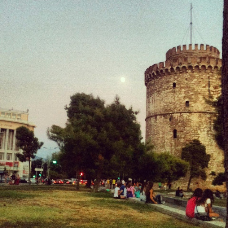 We are so proud to receive so many great Thessaloniki photos! Visit now the Thessaloniki ExcelLens photos portfolio for Excelsior Contest!    Here's one them (credits to Tastsoglou Nancy)!    If you want to see more, please visit our Facebook Page: https://www.facebook.com/excelsiorhotel