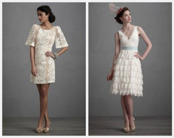 17  best images about Short Wedding Dresses on Pinterest | Shorts ...