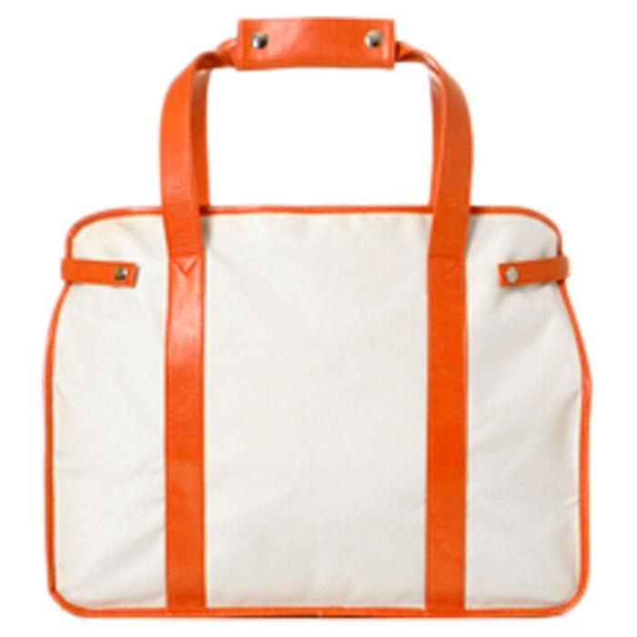 Toss Designs Seaport Bon Voyage Bag in Orange