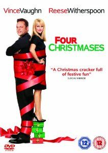 Four Christmases [DVD]: Amazon.co.uk: Reese Witherspoon, Vince Vaughn, Mary Steenburgen, Robert Duvall, Sissy Spacek, Jon Voight, Jon Favreau, Dwight Yoakam, Tim McGraw, Kristin Chenoweth, Katy Mixon, Colleen Camp, Seth Gordon, Derek Evans, Gary Barber, Guy Riedel, Caleb Wilson, Jon Lucas, Matt Allen, Scott Moore: Film & TV