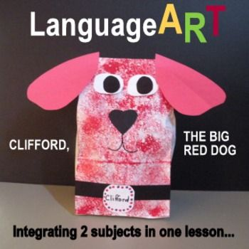 clifford the big red dog craft ideas 1000 images about clifford activities on 8014
