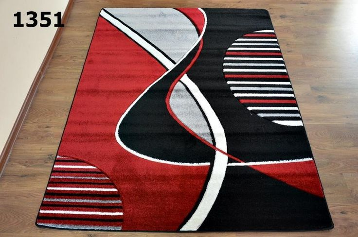 Dywan Jakamoz 160x220cm/1351 czarny/