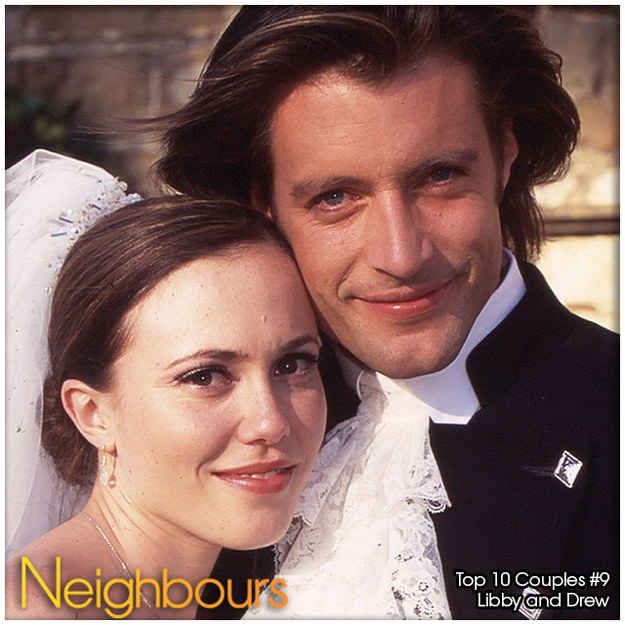 Libby and Drew | Top 10 Neighbours Couples Of All Time