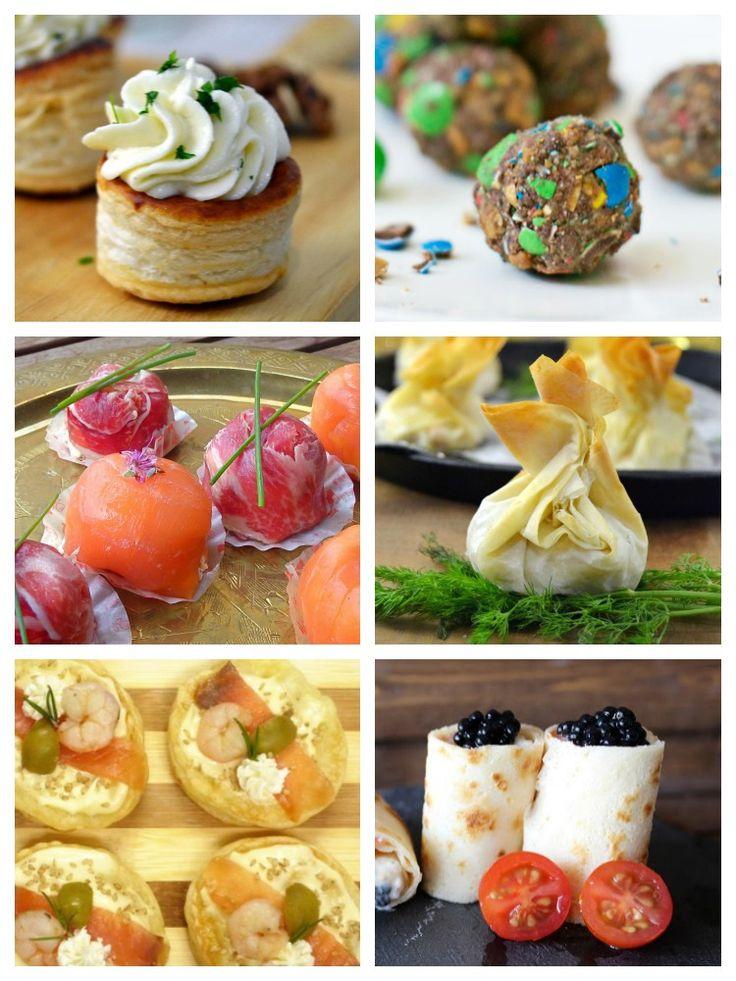 Cuuking! Recetas de cocina: 6 Aperitivos fáciles de Navidad