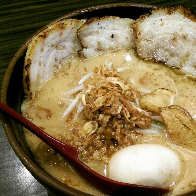 田所商店 北海道味噌チャーシュー麺