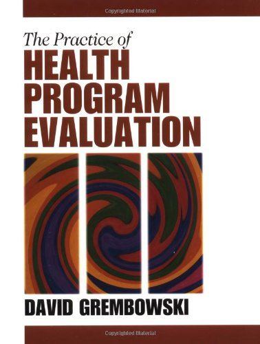 """""""... provides readers with the methods to evaluate health programs and the expertise to navigate the political terrain so as to work more effectively with decision makers and other groups."""""""