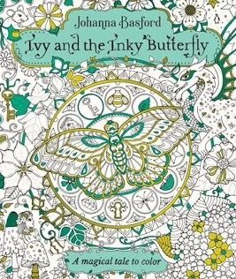 Ivy and the Inky Butterfly (US) Johanna Basford, United Kingdom 🇬🇧 my rating 5.5
