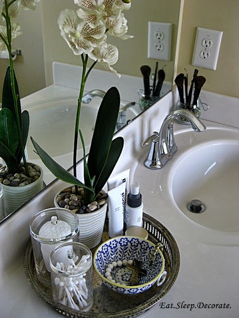 Best Tray Decor Images On Pinterest Candles Coffee Table - Ceramic tray for bathroom for bathroom decor ideas