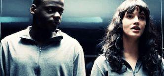 Jessica Brown Findlay, Daniel Kaluuya, Black Mirror, 15 Million Merits