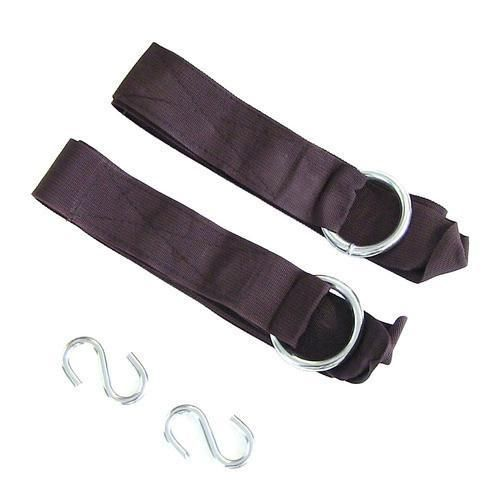 Hammock Tree Straps with Carrying Bag- Brown