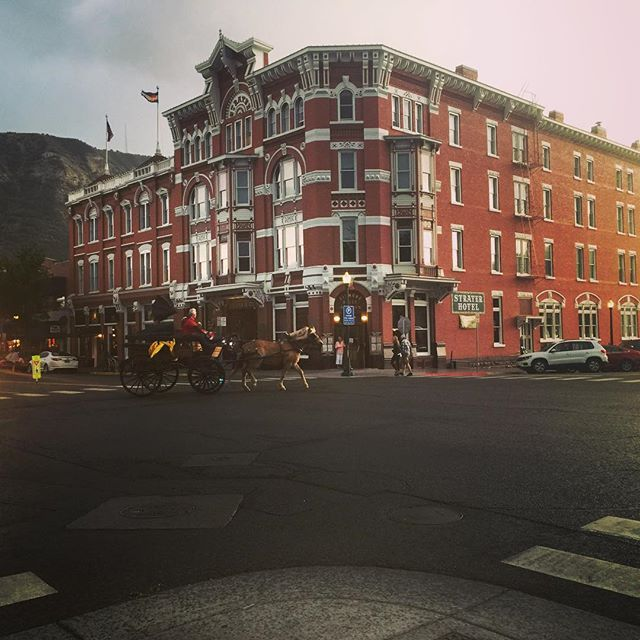 The Beautiful Historic Strater Hotel In Downtown Durango And Old West Heritage Pinterest Colorado Destinations