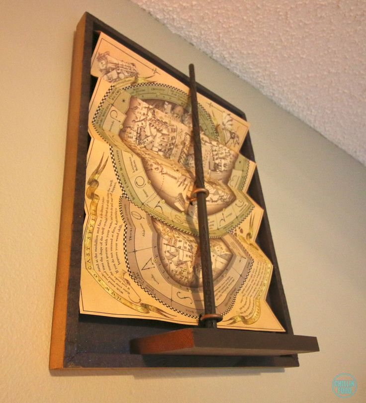 Created my own Harry Potter wand holder http://ift.tt/2d4MMwX . how to make your own #crafts follow @cutephonecases