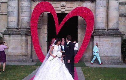 Una boda inspirada en Agatha Ruiz de la Prada | Preparar tu boda es facilisimo.com:
