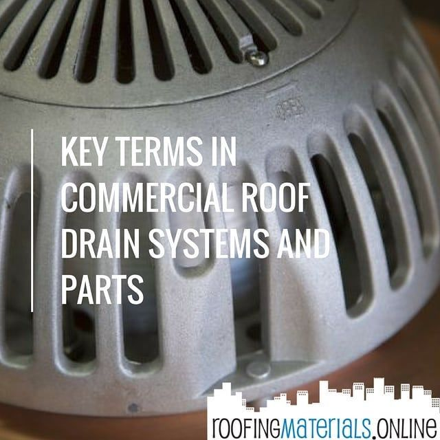 Key Terms In Commercial Roof Drain Systems & Parts ⠀⠀⠀⠀⠀⠀⠀⠀⠀⠀⠀⠀⠀⠀⠀⠀⠀⠀⠀⠀⠀⠀⠀⠀⠀⠀⠀⠀ Learning the lingo of what industry professionals use in commercial roofing and drain systems helps in ensuring the drain you end up purchasing is right for your needs. These are a list of key terms that are commonly referred to in commercial and industrial roof drain systems. ⠀⠀⠀⠀⠀⠀⠀⠀⠀⠀⠀⠀⠀⠀⠀⠀⠀⠀⠀⠀⠀⠀⠀⠀⠀⠀⠀⠀ Continue reading here: