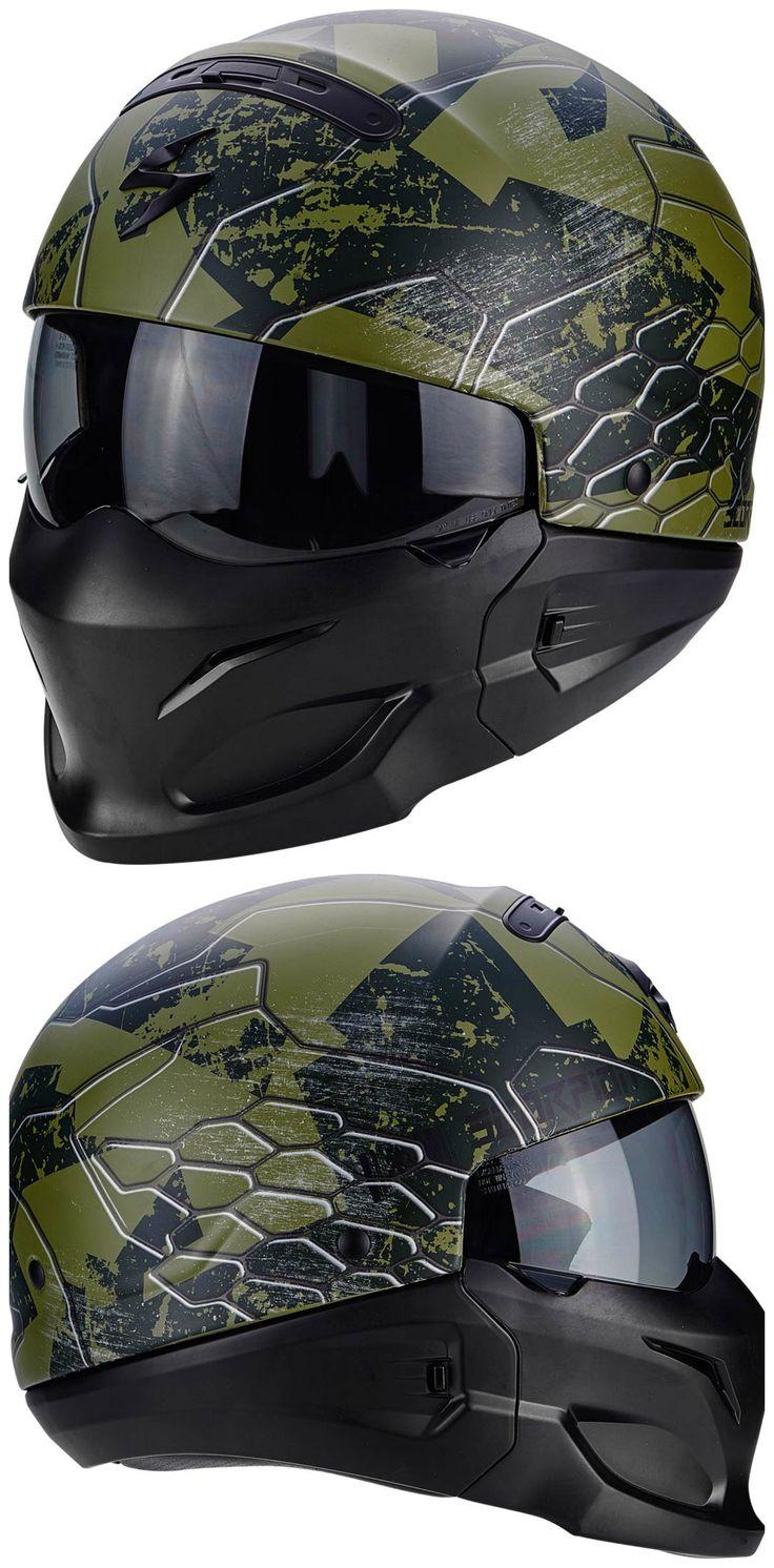Scorpion Covert Ratnik Phantom Hybrid Helmet Helmets