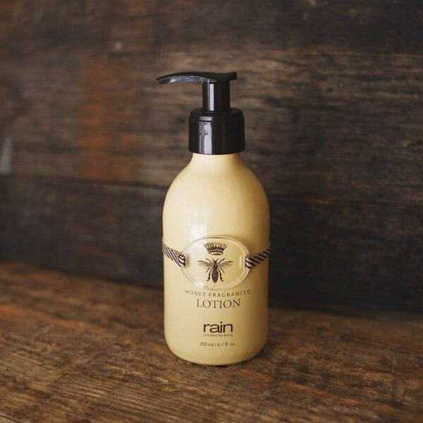 Rain Honey Lotion Www.rainafrica.com #rainafrica