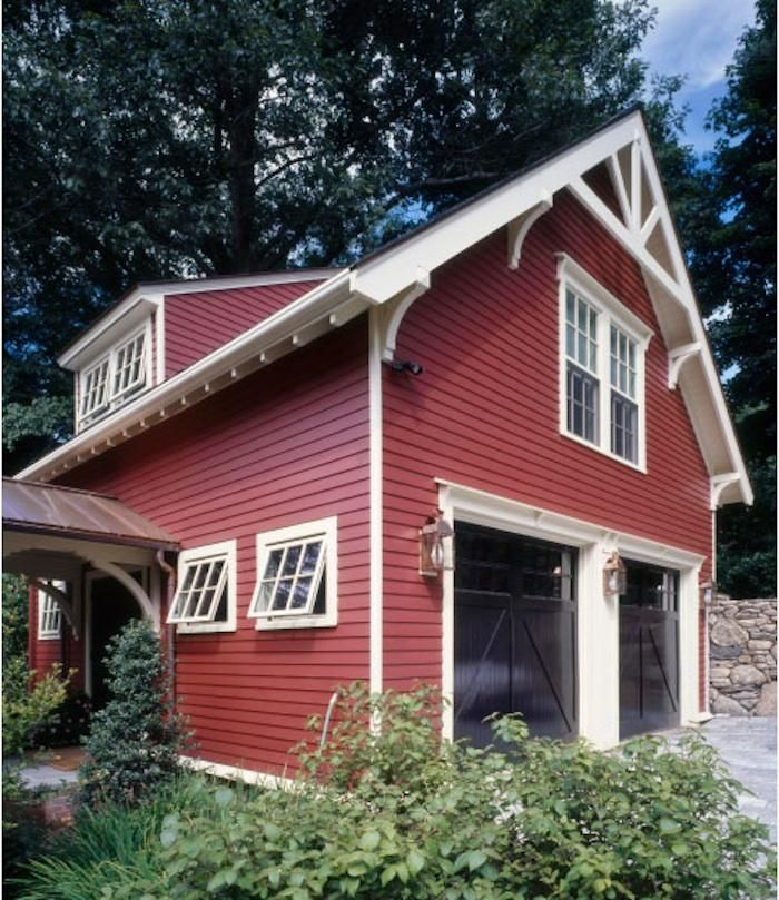 27 Best Images About One Car Garage Plans On Pinterest: 17 Best Images About 2-story Garage/shed/studios On