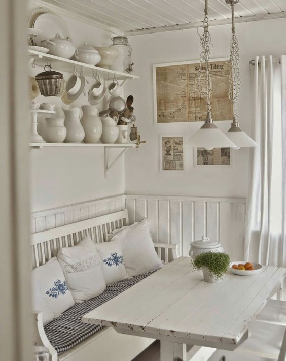 60 Incredible Breakfast Nook Ideas and Designs