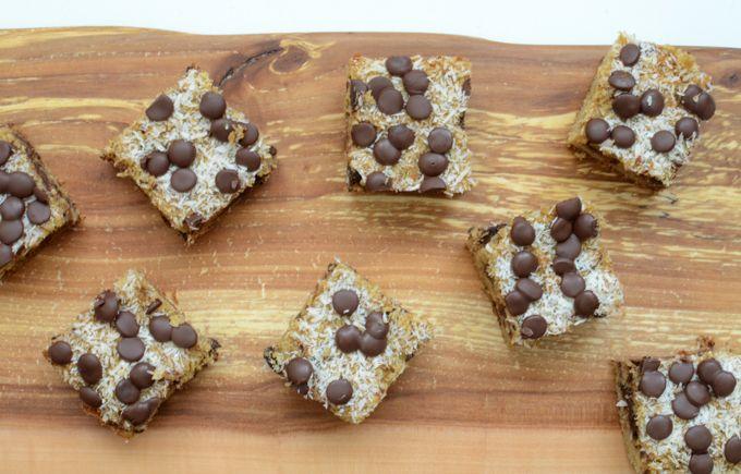 Chocolate Almond Joy Bars | Elana's Pantry