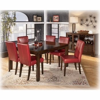 Hansai Dining Collection From National Furniture Liquidators El Paso Tx