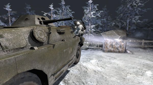 Global Ops Commando Libya Game Snapshots Screenshots