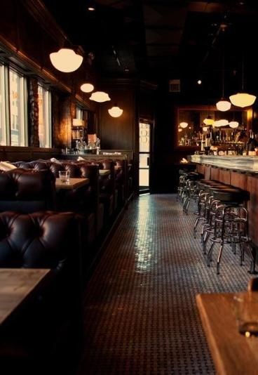 For a relaxed dinner, check out Au Cheval. Get the burger and the root beer float. – The BHLDN Chicago team
