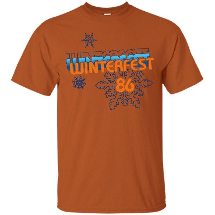 Hot Tub Time Machine Winterfest - Unisex Tee