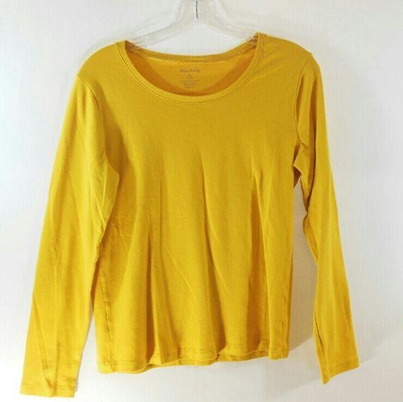 Plain yellow long sleeve shirt artee shirt for Plain yellow long sleeve t shirt