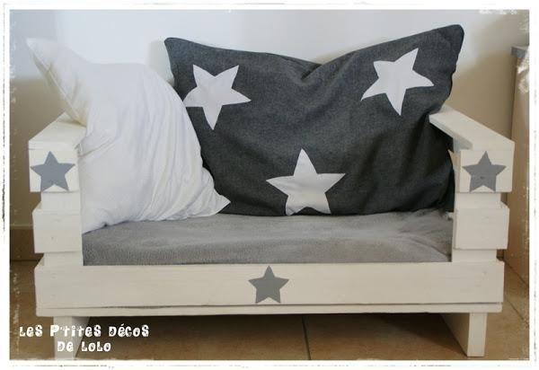 M s de 1000 ideas sobre camas para perros en pinterest for Reciclar una cama de madera