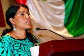 Que cambie para siempre el rostro de Oaxaca: Eufrosina
