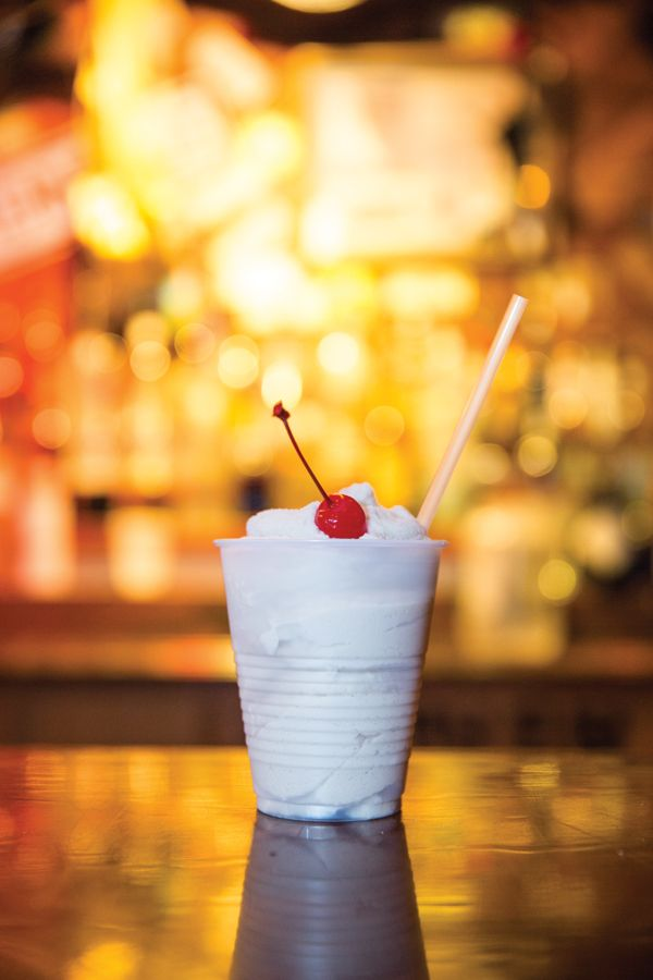 Bushwacker | Recipe | Coconut rum and Vanilla ice cream