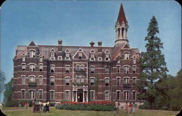 Jubilee Hall Fisk University Nashville University Jubilee