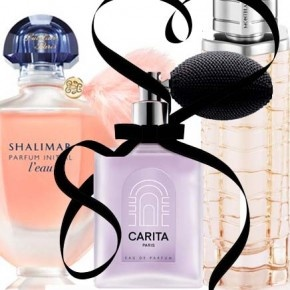 Beauty Parade: The New Romantic Parfums