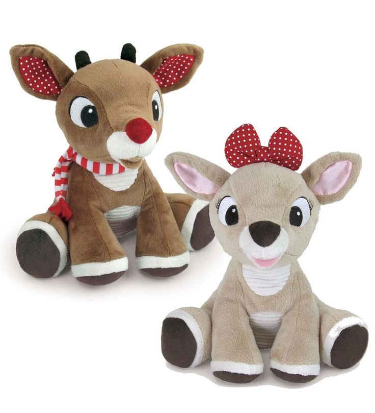 Clarice the Reindeer Plush Animal | Plush Toys