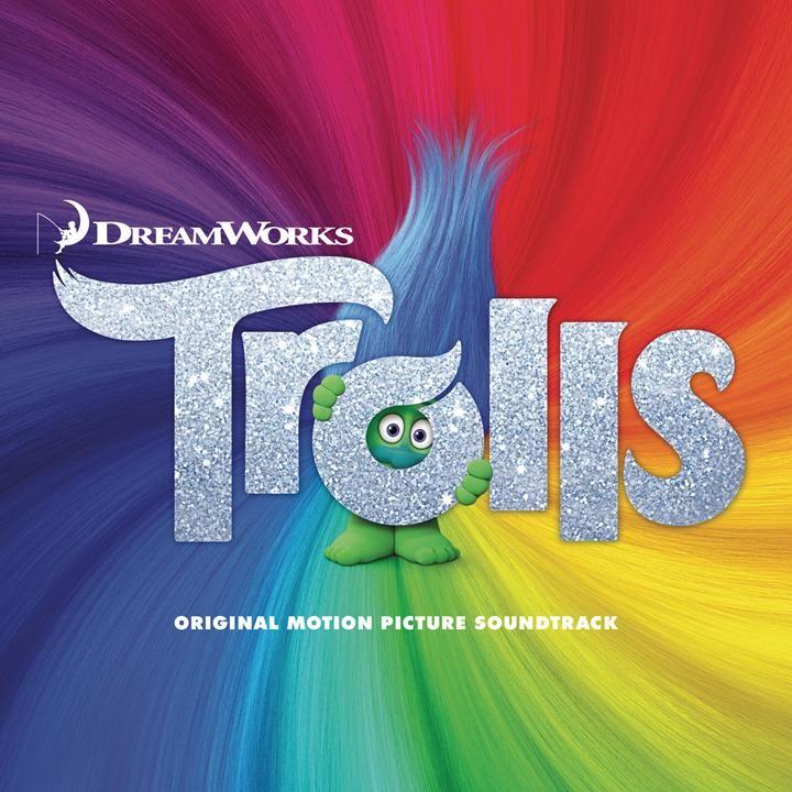 Move Your Feet/D.A.N.C.E./It's A Sunshine Day by Trolls Film Cast | TrackID™
