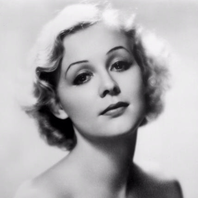Titanic actress Gloria Stuart in her early Hollywood heyday.
