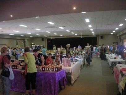 Carlyle Gardens Arts & Crafts Markets on 1st Saturday of the month