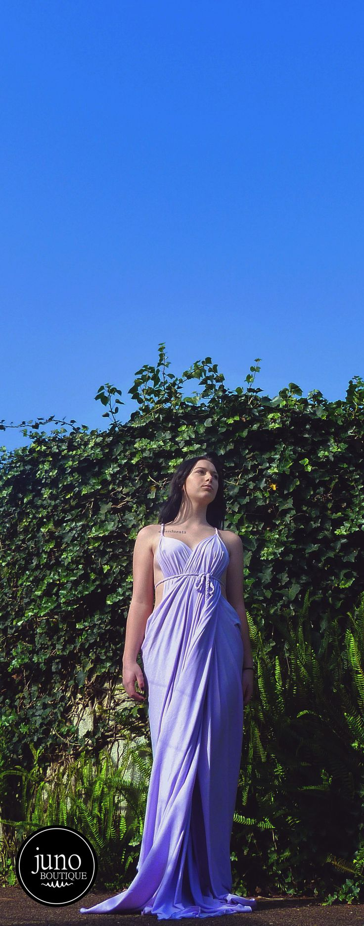 The Venus Gown - Gorgeous Jersey Knit Wrap Dress $85NZD Photography Gown