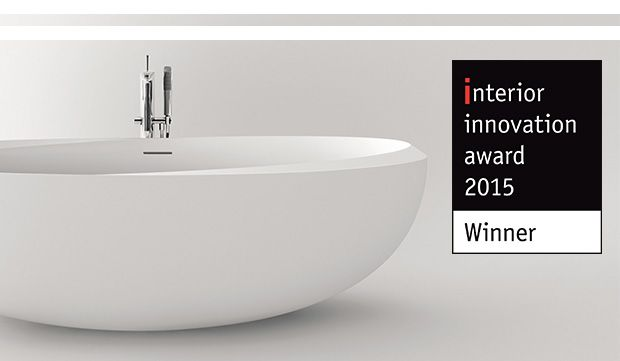 And the winner is… Teuco wins two interior innovation award 2015 for Pop and I Bordi #bathtubs.