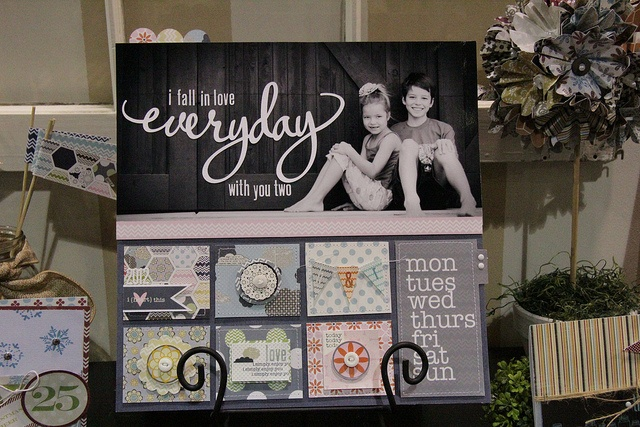 CHA Summer 2012 by Shopping Diva, via Flickr: Scrapbook Ideas, Summer 2012, Bees Layout, Lilies Bees, Shops Divas, Bees Design, Cha Summer
