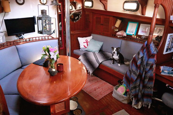 66 Best Boat Cabin Interiors Images On Pinterest Cabin