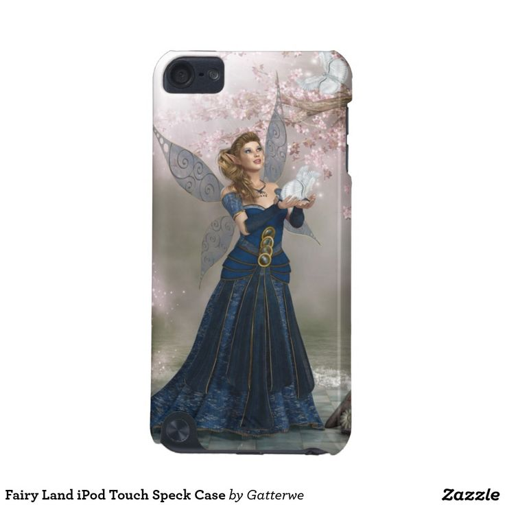 Fairy Land iPod Touch Speck Case