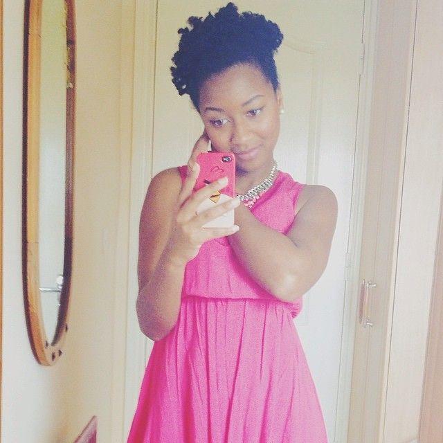 Simplesmente Monica Resultados de uma torção.   – Beleza Africana / Afro Beauty