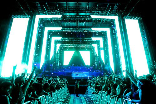 All that I need is this moment #edm #lights
