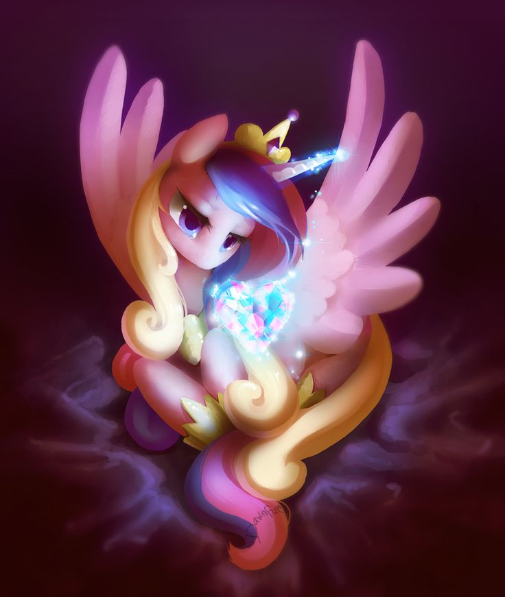 Princess Cadence by Celebi-Yoshi.deviantart.com on @deviantART