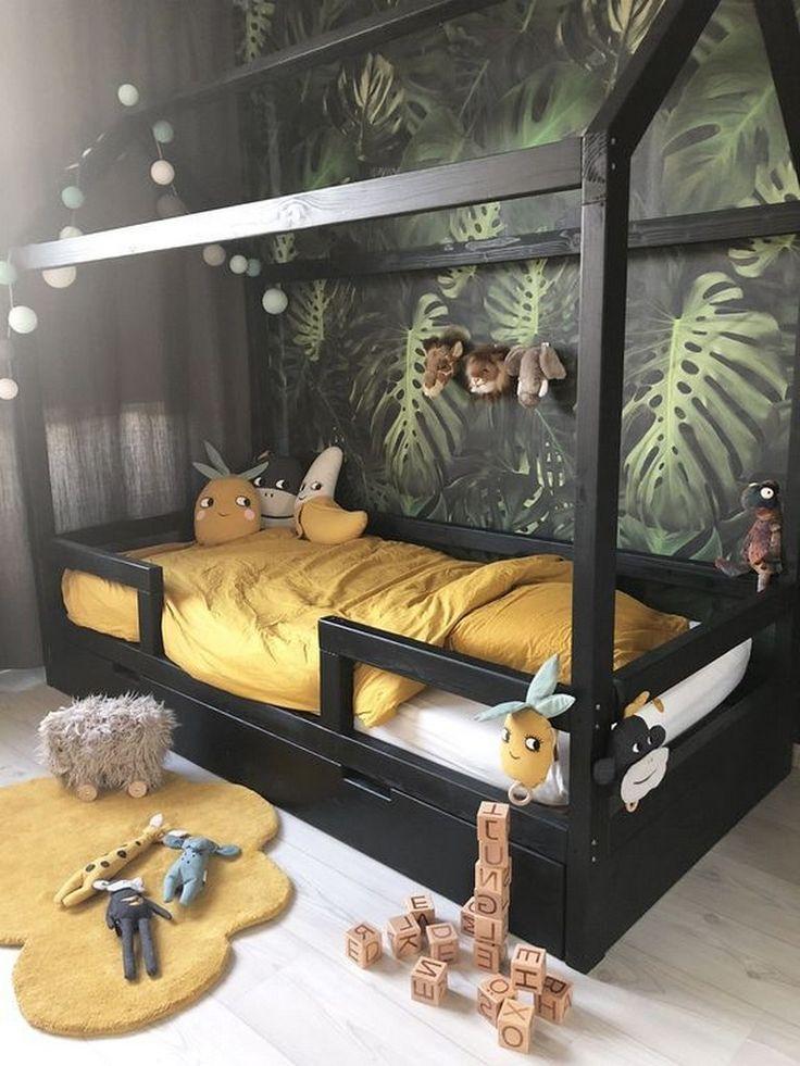 21+ ideas geniales de decoración de la habitación del bebé para niños #bedroomdesign #bedroomdecor #bedroomdec …