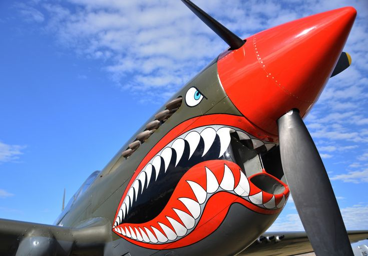 Curtiss P-40 Kittyhawk puzzle in Aviation jigsaw puzzles on TheJigsawPuzzles.com. Play full screen, enjoy Puzzle of the Day and thousands more.