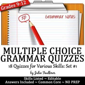 Online proofreading test grade
