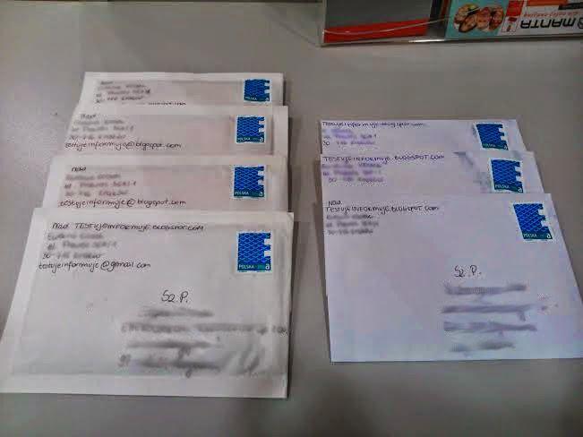 Testuję informuję: Próbki Le Petit Marseillais są w drodze do Was:)